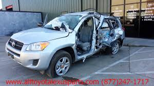 parting out 2012 toyota rav 4 stock 3011bl tls auto recycling