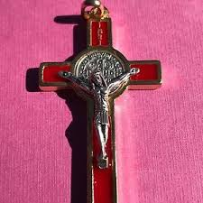 st benedict crucifix st benedict 2 crucifix exorcism cross blessed by
