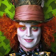 Halloween Mad Hatter Makeup by Alice In Wonderland People Characters Ipad Wallpapers U2013 Digital