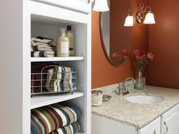 Bathroom Cabinet Shelves by Choosing Bathroom Cabinets Hgtv