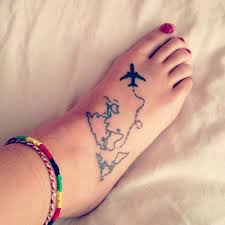 globe tattoos picmia