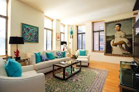 modern living room ideas turquoise greenvirals style