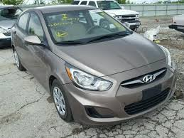 2012 hyundai accent gls for sale kmhct4aexcu049205 2012 gray hyundai accent gls on sale in ks