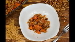 thanksgiving yams recipe thanksgiving roasted sweet potatoes with brown sugar pecan crunch