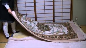 japanese futons making your bed in japan youtube