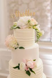 wedding cake flower wedding cake with peony topper best ideas about gold cake topper