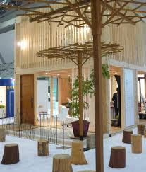 nest tree partition trellises from deesawat architonic