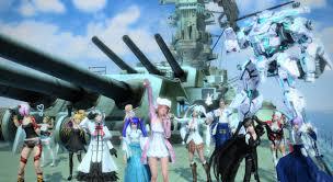Ready To Ship Wipe Your Phantom Ship Yamato U2013 Pso2 Guides
