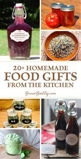 gifts from the kitchen ideas 20 homemade food gifts from the kitchen food gifts homemade
