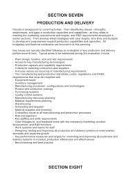 business plan document template eliolera com
