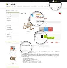 furniture responsive zen cart template interior mobile theme