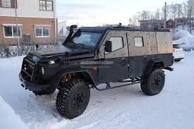 light armored vehicle for sale look what the snowcat dragged in a mercedes benz g class light