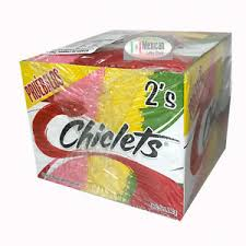 where to buy chiclets gum gum 100 x 2 units chiclets mix flavors mexican gum 2 pack