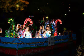 How To Hang Christmas Lights In Room Holiday River Parade