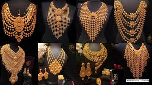 necklace pattern collection images Amazing worlds largest jewellery designs big gold necklace jpg