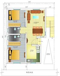 south facing house floor plans