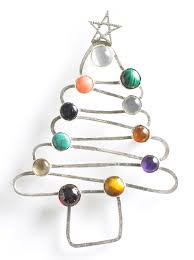 christmas tree pin the museum shop of the art institute of chicago