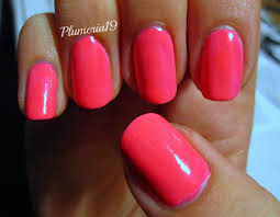 Brighter Pink Plumeriapainted Pink Nails Nails Inc Notting Hill Gate