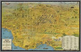 Los Angeles County Map Los Angeles County California Genealogy
