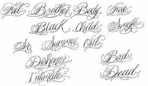 fantastic tattoo lettering designs tattoo designs ideas for man