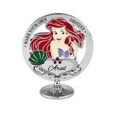 disney chrome plated the mermaid s ariel di338