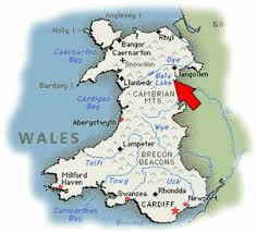 where is wales on the map bala backpacker s hostel wales accommodation for all sports