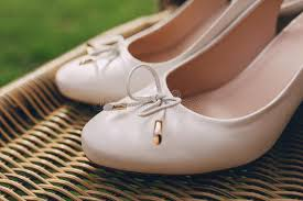 wedding shoes for grass wedding shoes outdoor stock image image of october grass 66995915