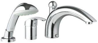 Tub Faucet Hand Shower Grohe 32644001 Eurosmart Roman Tub Filler With Personal Hand