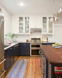 two tone kitchen cabinets white and grey should i paint my cabinets two different colors paper