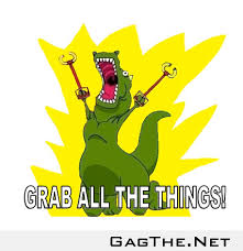 All Of The Things Meme - my dino version of the all the things meme gagthenet pinterest