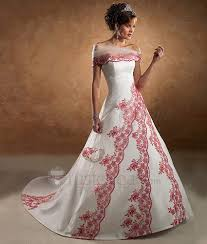 wedding dresses with color wedding dresses with 2 different colors wedding dresses online