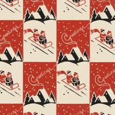 deco wrapping paper vintage 1920s deco christmas wrapping paper 6 department