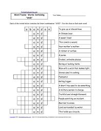 worksheets three letter words worksheets aquatechnics biz