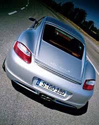 cayman porsche 2006 2006 porsche cayman s road test review automobile magazine