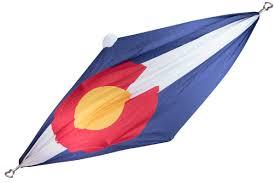 Texas Flag Image Kammok Flag Hammock Camping Hammock Single