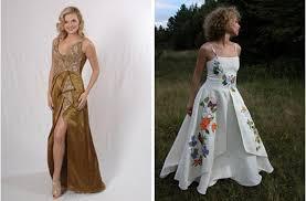 Green Dresses For Weddings Green Wedding Guide Eco Friendly Wedding Dresses Inhabitat
