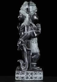 Statues Of Gods by Sold Marble Half Shiva Half Hanuman 16