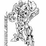 transformer coloring pages printable best photos of bumble bee transformer coloring pages bumblebee in