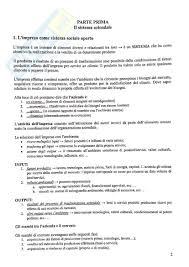 dispense di economia aziendale concetti per esame appunti di economia aziendale