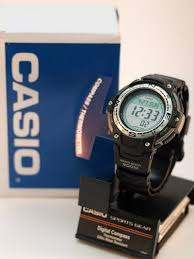 Jam Tangan Casio jam tangan casio sgw 100 1v digital compass sensor sport