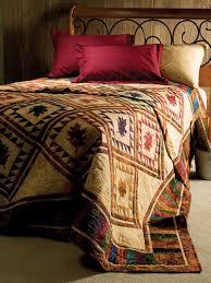 Bed Quilt Quilt Patterns Bed Quilt Patterns Turning Leaves