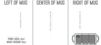 download design your own mug template btulp com