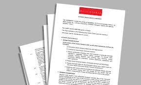 Interior Design Services Contract by Interiors By Maite Granda Process