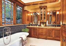 Craftsman Style Bathroom Ideas Mission Style Bathroom
