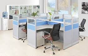 Office Desk Dividers Fashion Design Office Partition Glass Wall Modern Office Desk
