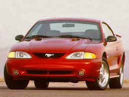 a picture of a car 1996 ford mustang overview cars com
