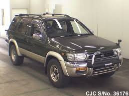 nissan terrano 2003 1996 nissan terrano green for sale stock no 36176 japanese