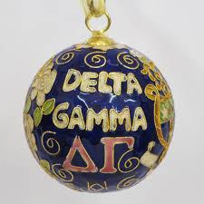 delta gamma ornament