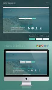 software gui design login user interface design options on behance