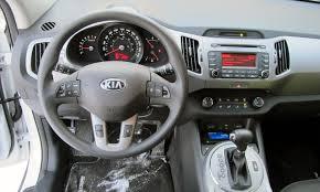 kia sportage interior 2015 kia sportage lx review wheels ca